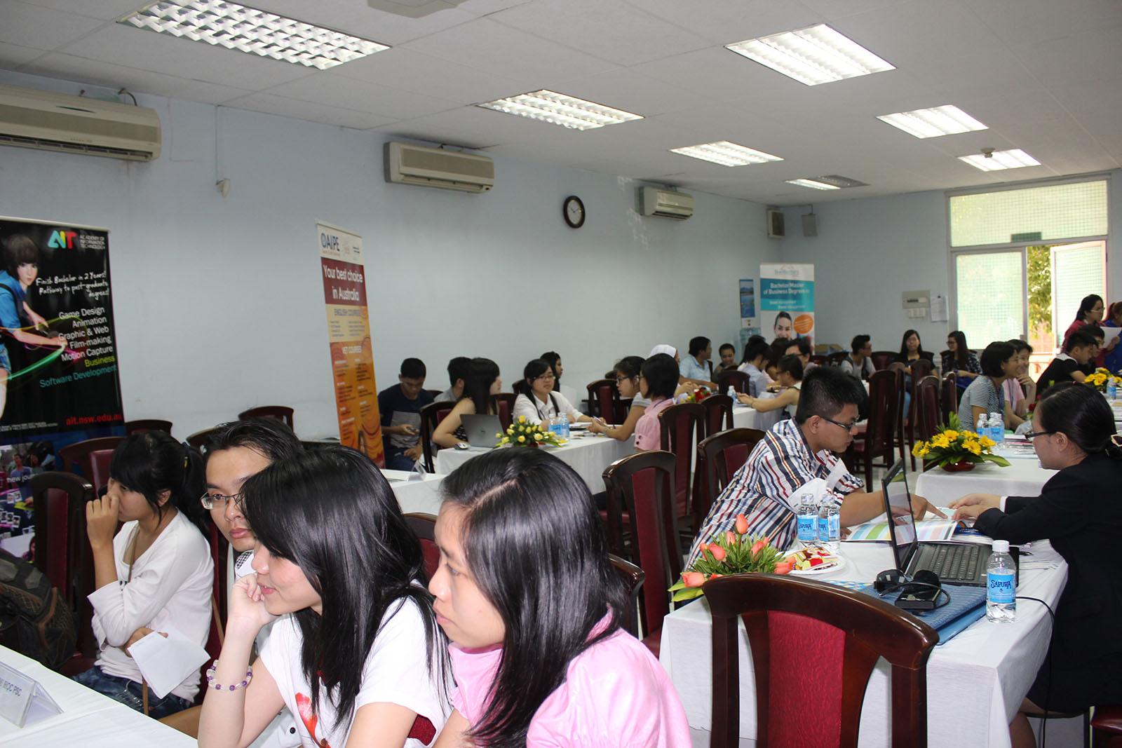 Ho Chi Minh City Expo 2013